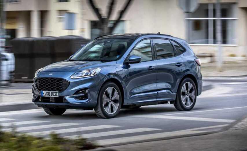 El Nuevo Ford Kuga Revoluciona El Segmento Suv Xornal21 Actualidad De Las Rias Baixas Y Galicia